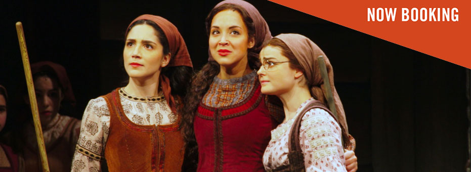 Fiddler On the Roof musical Broadway Production