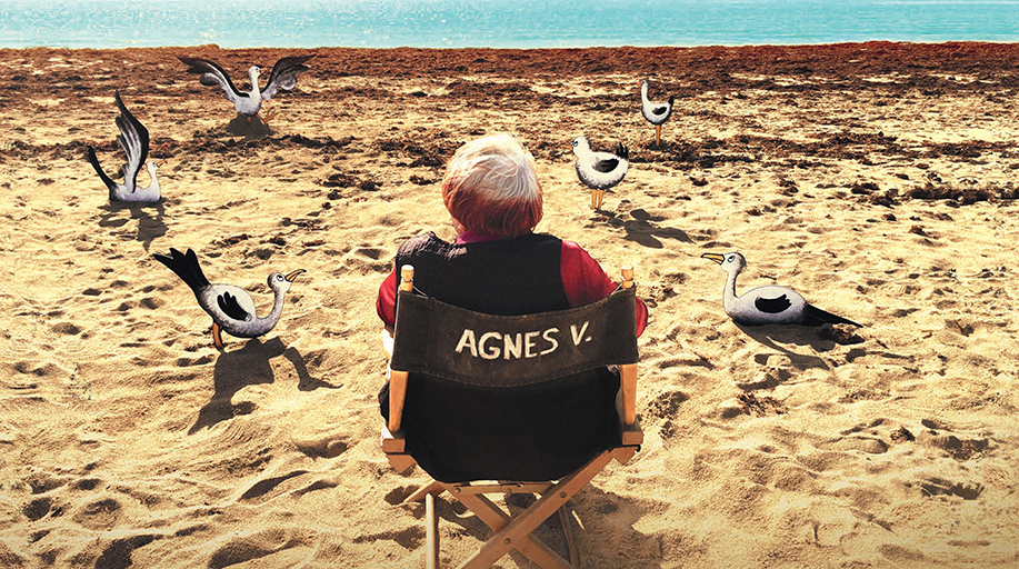 Poster image for documentary Varda by Agnes.