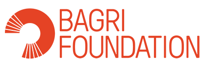 Bagri Foundation London Indian Film Festival logo.